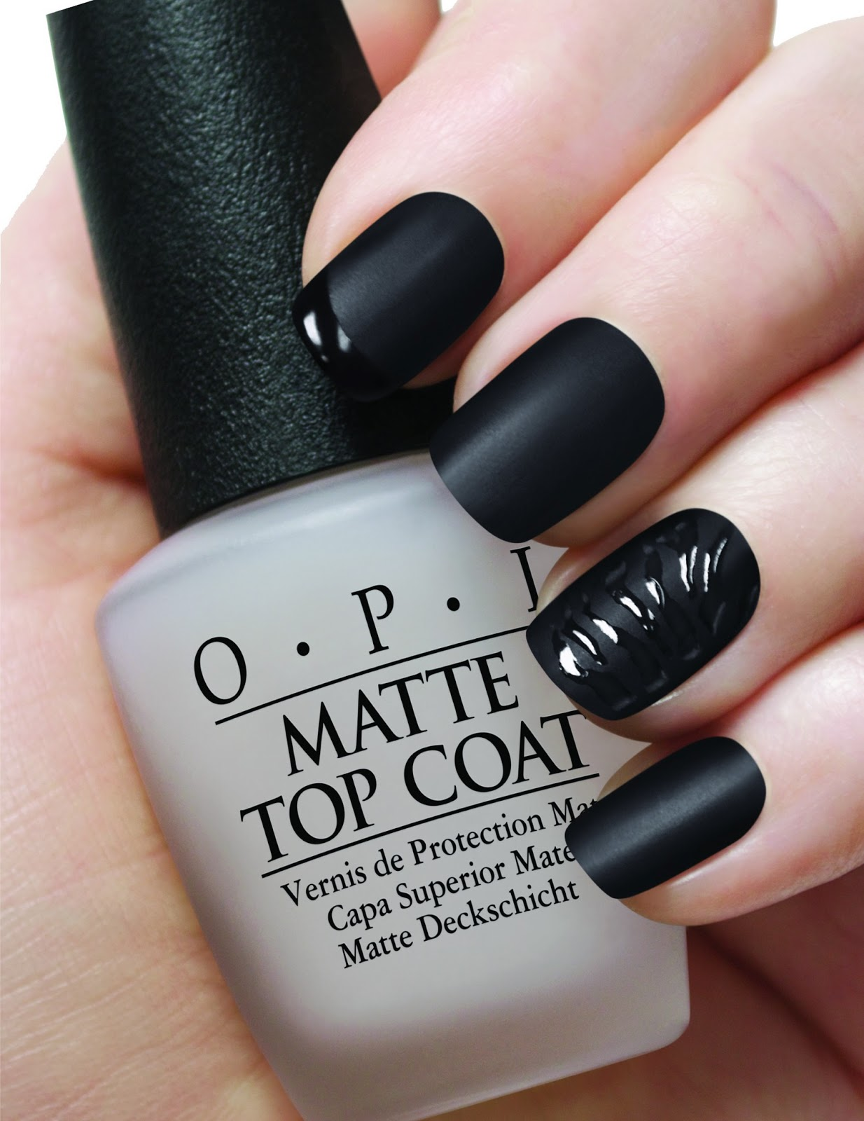 Opi Nail Lacquer Base Coat | Hession Hairdressing